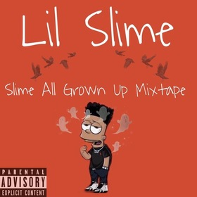 Slime All Grown Up Lil Slime front cover