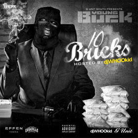 10 Bricks Young Buck front cover