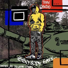 Everybody Eats Tray Bndo front cover