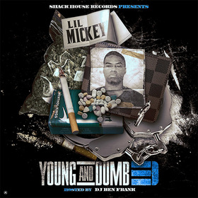 Young And Dumb 3 Lil Mickey front cover