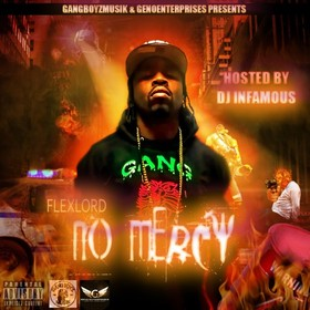 No Mercy FlexLord front cover