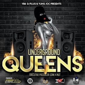 Underground Queens DJ Plugg front cover