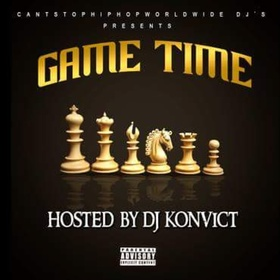 Game Time volume 1 Various Artists front cover