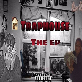 TrapHouse The E.P Sayclutch front cover