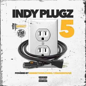 Indy Plugz 5 DJ Konnect  front cover