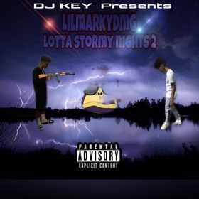 Lotta Stormy Nights 2 LilMarkyDMG front cover