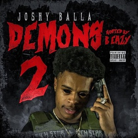 Demons 2 Joshy Balla front cover