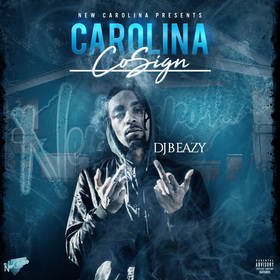 Carolina Cosign DJ B Eazy front cover