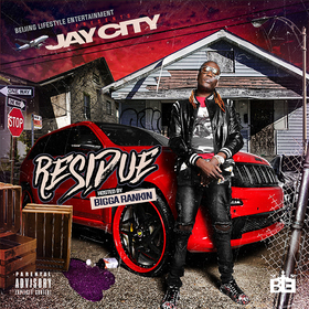 Residue JAY CITY front cover