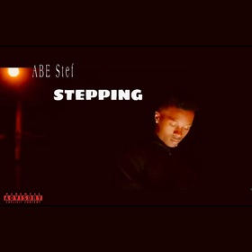 Stepping ABE Stef front cover