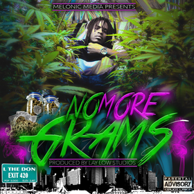 No More Grams L The Don front cover