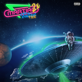 MARTIAN 2X Tatted Tez front cover