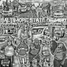 Baltimore State Of Mind Jaydee Polo front cover
