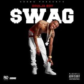 Swag Soulja Boy front cover