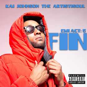 Kai Johnson the ArtisticSoul - EMI Act 5 DJ Kurupt front cover