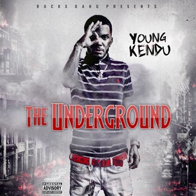 The Underground Young Kendu front cover