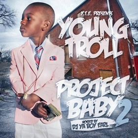 Project Baby 2 Young Troll front cover