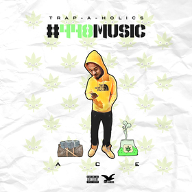 448 Music Trap-A-Holics front cover