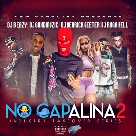 No Capalina 2: Industry Takeover Series DJ B Eazy front cover