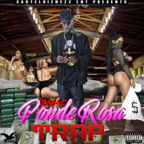Ponderosa Trap B-Mac The Don front cover