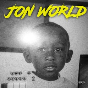 The J Files 2 Jon World front cover