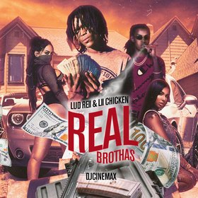 Real Brothas by Lud Rell