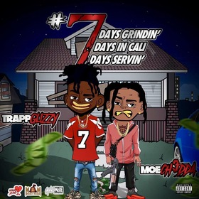 Number 7 by Trapp Glizzy