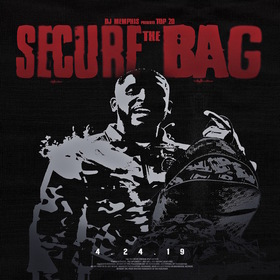 Secure The Bag DJ Memphis front cover
