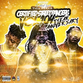 This Weeks Certified Street Bangers Vol.104 DJ Mad Lurk front cover