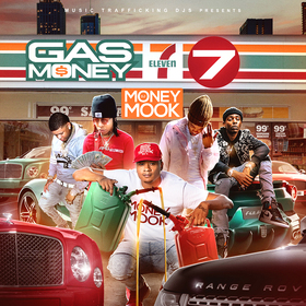 Gas Money 7 DJ Money Mook front cover