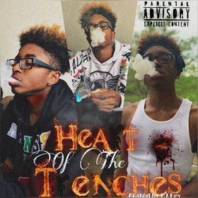 Heat Of The Trenches MykeeDaKidd front cover