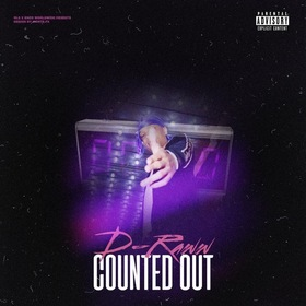 D- Raww  Counted Out CHILL iGRIND WILL front cover