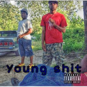 Lil Ratchet - Young Shit Big Zac  front cover