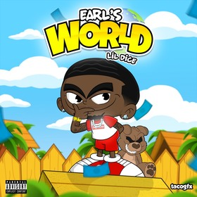 Earl's World Lil'Dice front cover