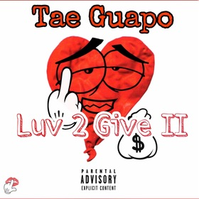 Luv 2 Give II Tae Guapo front cover