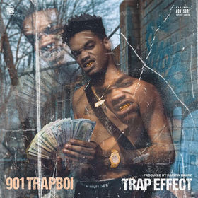 Trap Effect 901 Trapboi front cover
