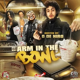 Arm In The Bowl Muzik Fene front cover