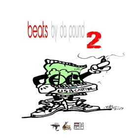 Beats By Da Pound 2 Uncle Sam front cover