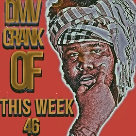 DMV Crank Of This Week #46 DJ Key front cover