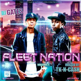 Fleet Nation Vol 1 Various Artists front cover