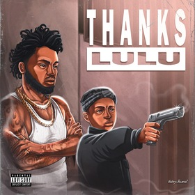THANKS LULU LuLu P front cover