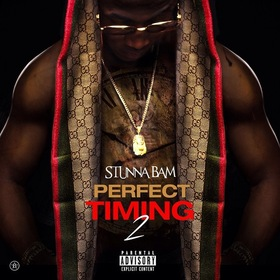 Perfect Timing 2 Stunna Bam front cover