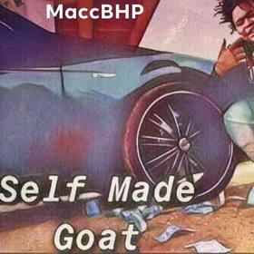 Self Made Goat  MaccBHP  front cover