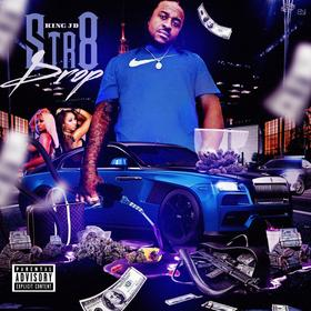 Str8 Drop King JD front cover