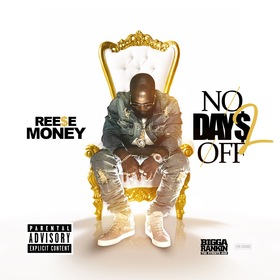 No Days Off 2 Reese Money front cover