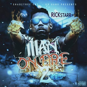Man On Fire 2 RickStarr front cover