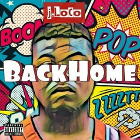 Back Home J.LoCo front cover