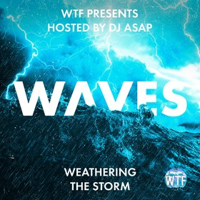 Weathering The Storm Waves front cover