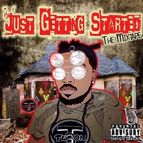 Just Getting Started T3Twon front cover