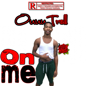 On Me OuuuTrell front cover